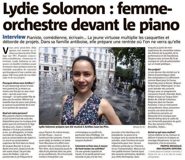 nice-matin-2016-08-05-lydie-solomon