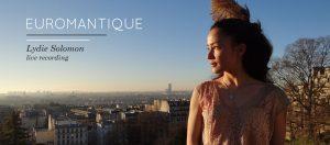 Nouvel Album, EUROMANTIQUE / Sortie Officielle 24 Janvier 2017