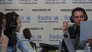 Lydie Solomon avec Nicolas Nadaud sur OM5 TV