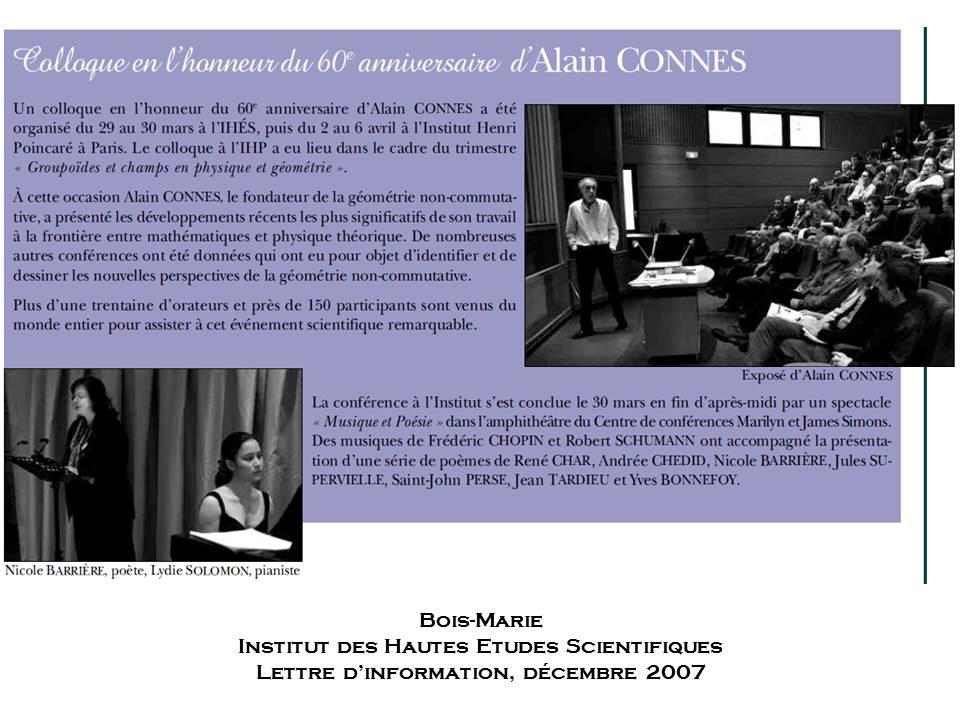 alain-connes-lydie-solomon-2007-03-30