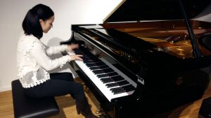 Lydie Solomon - Concert Steinway Paris